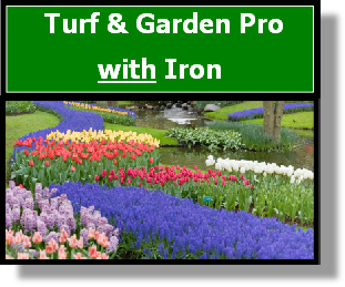 1002A Turf & Garden Pro with Iron