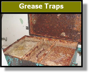 8004B Grease Traps