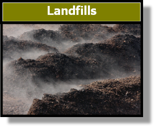 2022B Land Fill- Odor and Pollution Control